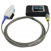 Handheld Pulse Oximeter CMS-60C with Software