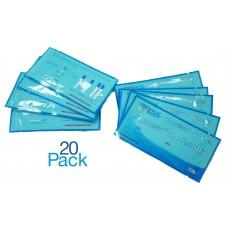 20 x Clinical Guard® One Step HCG Pregnancy Test Strip