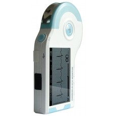 Medical Real Time Handheld Portable ECG Monitor