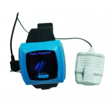 Wristband Pulse Oximeter CMS-50F with software